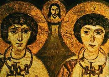 تذكار كنيسة القديس سرجيوس وواخس بالرصافة