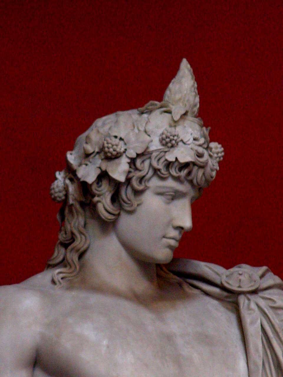 Antinous Braschi  Antinous Odyssey