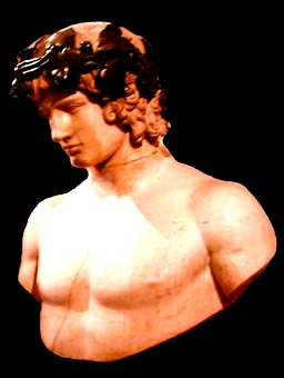 Dionysus god of homosexuality